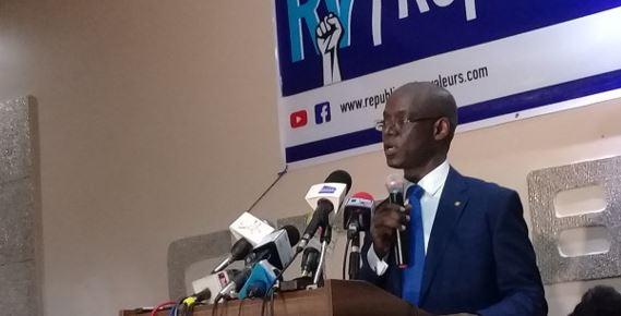 Thierno Alassane Sall:« le conseil constitutionnel a raté ses rendez-vous avec l'histoire »