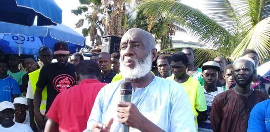 L'artiste peintre Abdoulaye Diallo révèle :«la prostitution marche à Ngor parce que..»