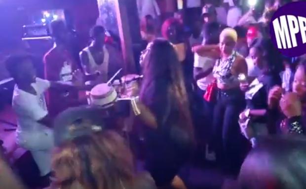 Vidéo: concours de leumbeul à couper le souffle à la soirée de Sidy Diop