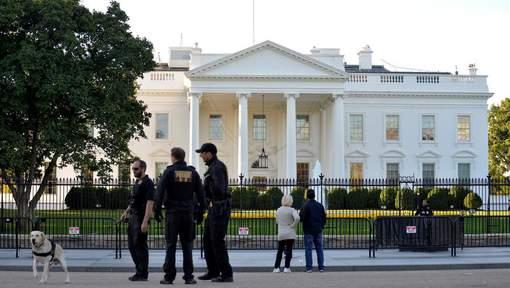Fausse alerte à la Maison-Blanche