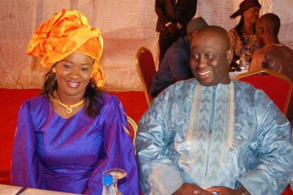Aissata Sall jubile: « J'ai la chance d'avoir un époux digne comme Aliou Sall »