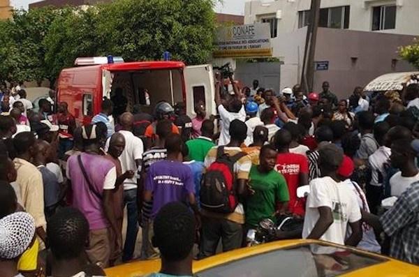 Meurtrier d'Awa Ndiaye : Les faits reconstitués…