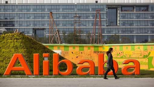 """Pour la """"Fête des célibataires"""", Alibaba vend pour plus d'un milliard de dollars en deux minutes"""