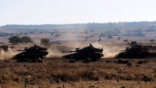 Israël intercepte un drone syrien au-dessus du Golan