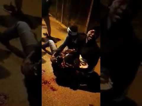 Drame – Un Sénégalais tué par balle à Naples (vidéo)