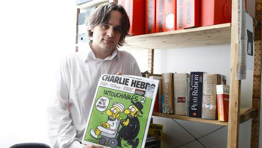"Charlie Hebdo accuse Plenel de les ""condamner à mort"""