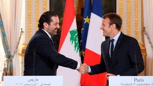 """L'ex Premier ministre libanais en France """"dans les prochains jours"""""""