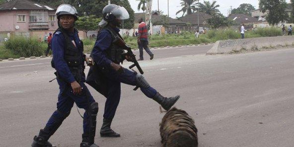 RDC : bilan de la première journée des manifestations contre le calendrier électoral