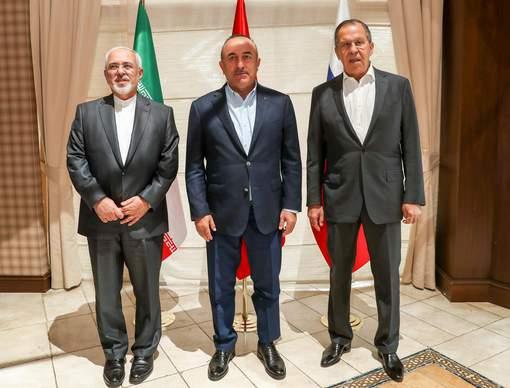 Syrie: réunion entre la Russie, la Turquie et l'Iran