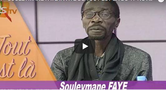 """Les vérités de Souleymane Faye à Bijou Ngoné : """"Je t'ai prévenue"""""""