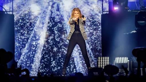 Céline Dion annule un concert suite à des problèmes de santé