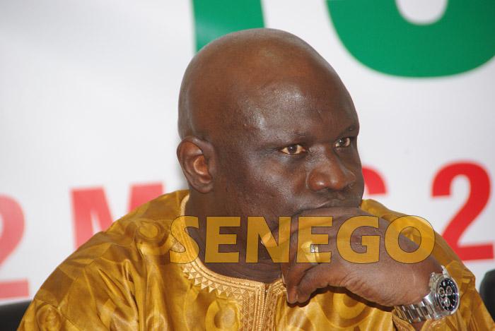 Gaston Mbengue: « Macky Sall encourage mon retour dans l'arène… »