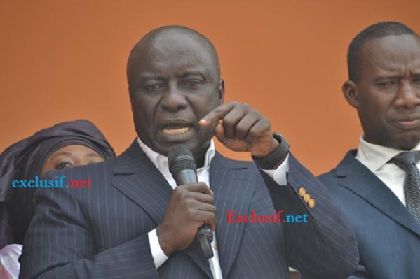 Malversation financière- Idrissa Seck répond à l'APR : « Macky Sall n'a aucune preuve sur moi »