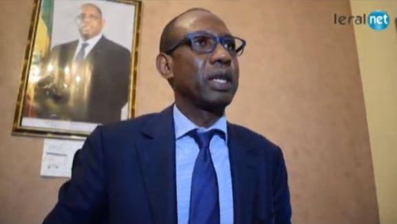 """Amadou Diallo, consul général du Sénégal à Paris : """" Youssou Ndour est une chance pour le Sénégal..."""""""