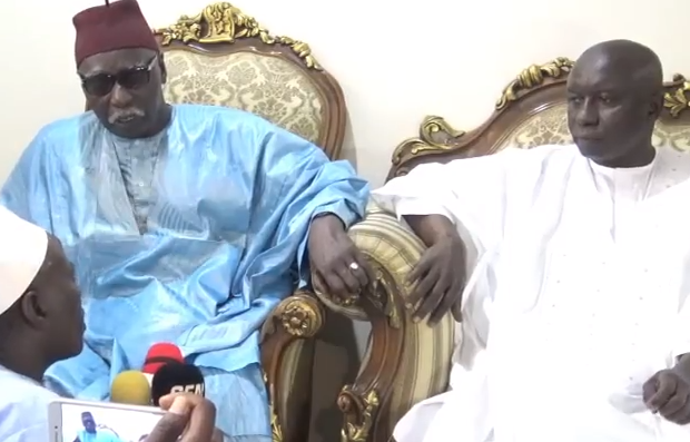 Serigne Mbaye Sy Mansour à Idrissa Seck: « Je prie pour que vos vœux de devenir président soient… »