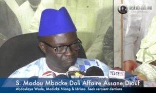 Wade, Idy et Madické seraient derrière Assane Diouf