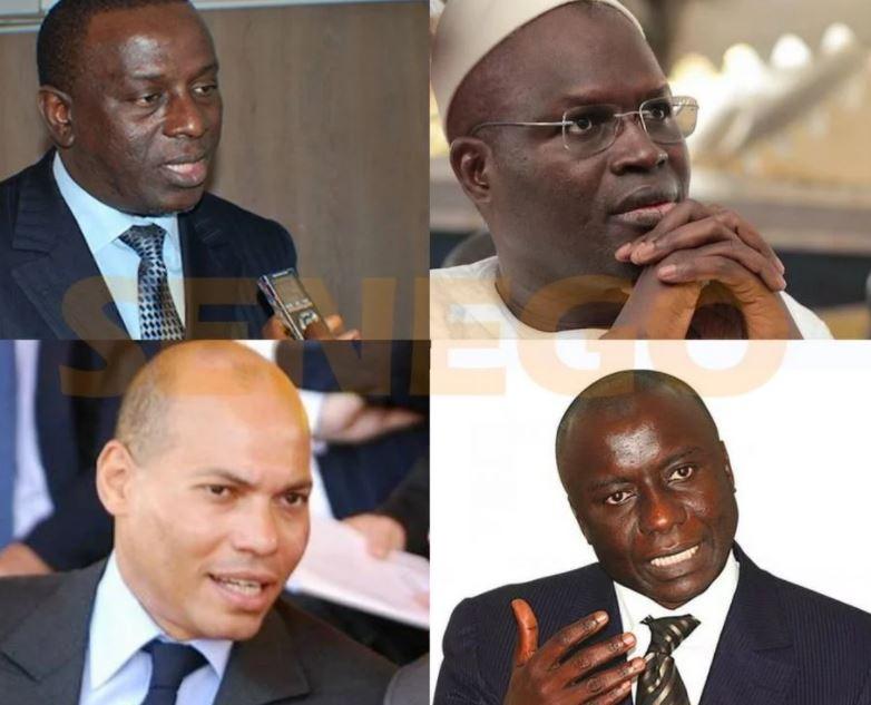 Ces politiciens « présidentiables » qui traînent des casseroles