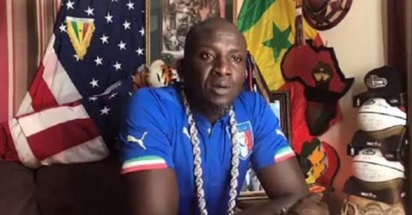 Assane Diouf en live sur Rebeuss Tv