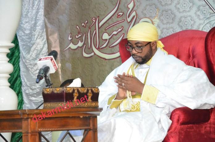Grand Gamou de Dakar: Sheikh Alassane Sene réaffirme ses amitiés avec Touba