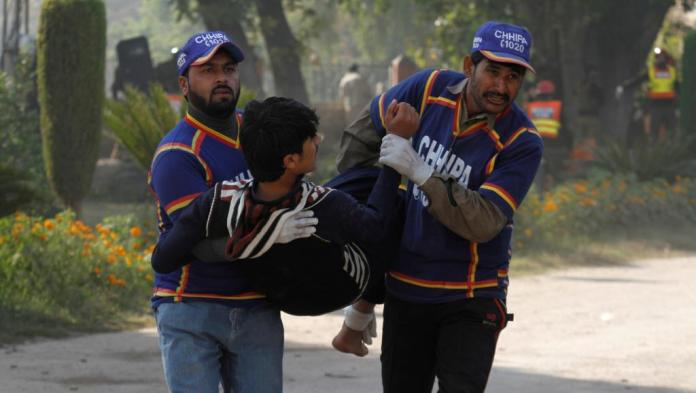 Pakistan: 9 morts et des dizaines de blessés dans une école
