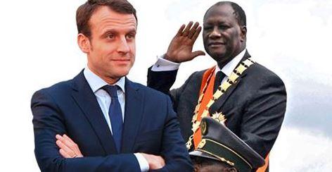 Sommet UE-UA à Abidjan : La vengeance de Alassane Ouattara à Emmanuel Macron, un acte inédit !