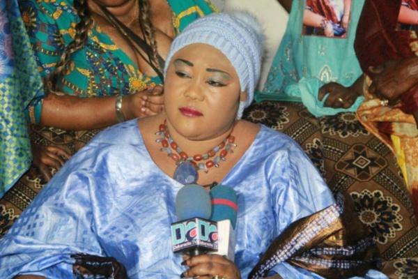 Sokhna Astou Boury Mbacké: « Je suspends mes activités dans l'Apr... »