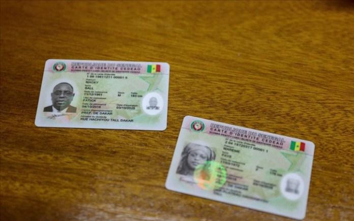 Aly Ngouille : « Il n'y a aucune carte d'électeur au ministère »
