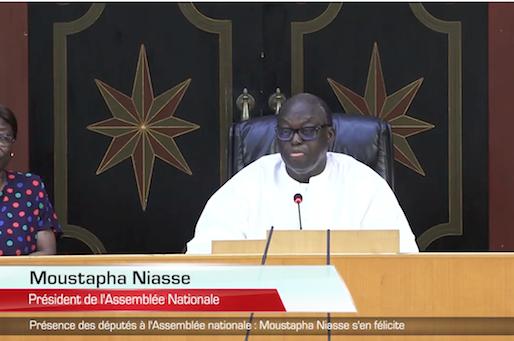 Assemblée nationale : Moustapha Niasse affirme avoir parlé à Cheikh Tidiane Gadio