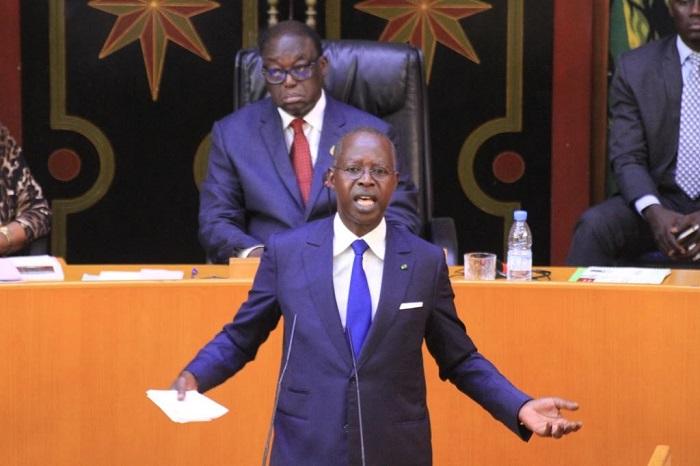 """"""" Cheikh Tidiane Gadio Bénéficie De Toute L'assistance De L'état"""" (Pm)"""
