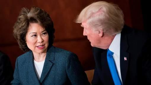 Une ministre de Trump se confie sur le harcèlement sexuel