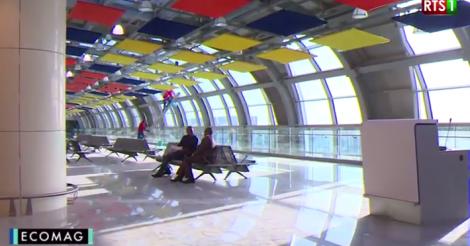 Ecomag: l'Aéroport International Blaise Diagne de Diass