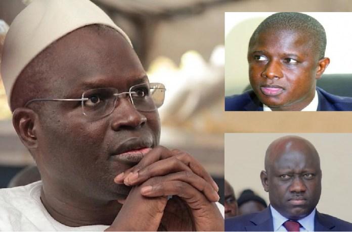 Antoine Diome et Serigne Bassirou Guèye, ces obstacles à la libération de Khalifa Sall