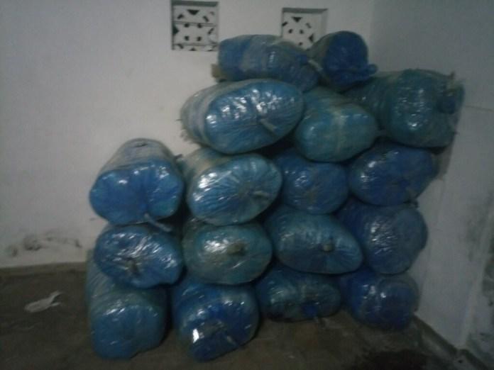 Djifère: un trafiquant tombe avec une demie tonne de drogue