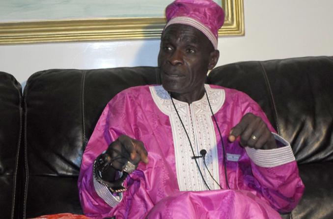 Terre de l'Aéroport Lss : Jaraaf Youssou Ndoye attaque le Grand Serigne de Dakar
