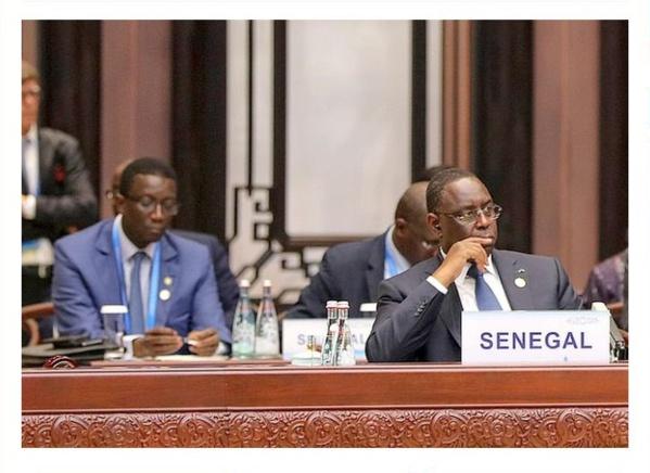 Macky Sall justifie l'endettement inquiétant du Sénégal