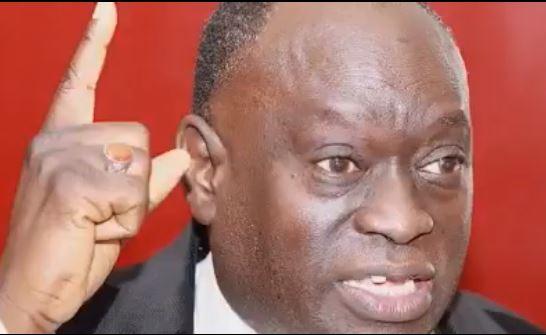 """Me Elhadj Diouf : """"Assane Diouf a été arrêté pour un délit inexistant. L'Etat est en train de favoriser les expéditions punitives"""""""
