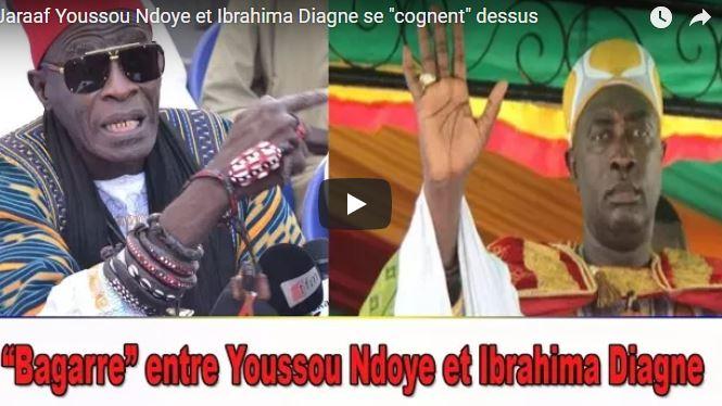 Youssou Ndoye et le Serigne de Dakar se « cognent » dessus