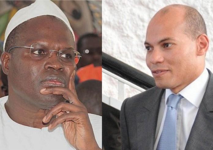 « Les liens entre les dossiers Khalifa Sall et Karim Wade », selon Mamadou Bamba Ndiaye