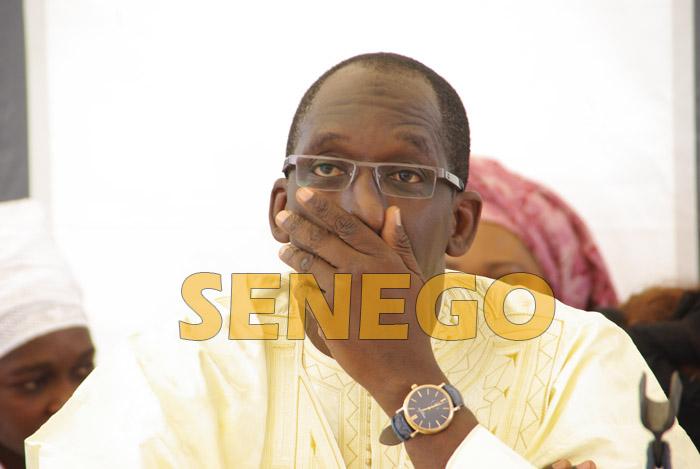 Le ministre Abdoulaye Diouf Sarr endeuillé…
