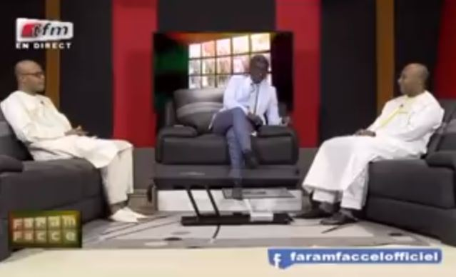 Faram Facce - Invités : MAME MBAYE NIANG & BARTHELEMY DIAZ