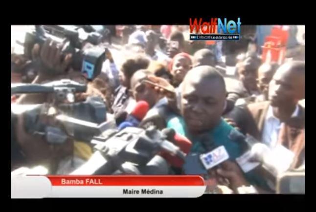 Bamba FALL : «S'ils Cherchent Des Voleurs, Ils N'ont Qu'à Aller Au COUD, À La Poste, Dakar Dem Dik… » (Vidéo)