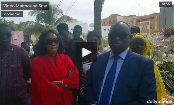 """Expulsion de Maimouna Bousso: Me El Hadji Diouf dénonce """"un acte criminel"""""""