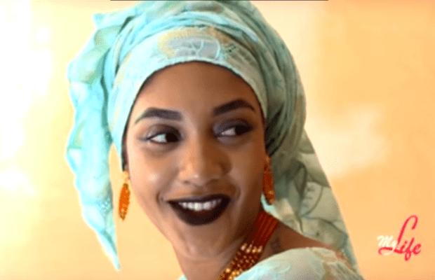 Adja Diallo, la plus belle femme du Sénégal ?