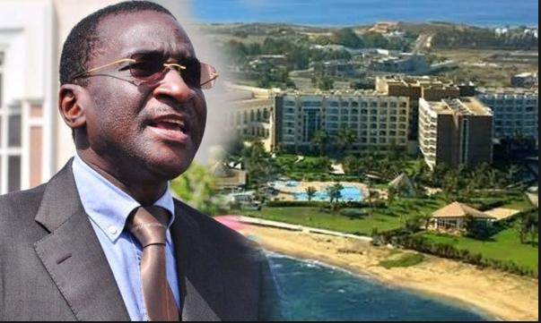 Ouf de soulagement pour Macky,le geant Mamadou Racine Sy lance enfin son mouvement politique pour la réélection de Macky SALL ce Samedi