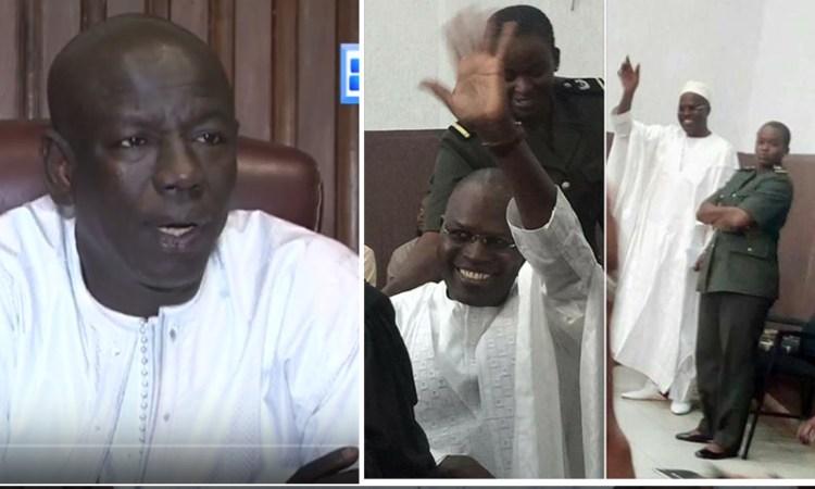 Abdoulaye Wilane:  »Le procès de Khalifa Sall est tout à fait équitable »