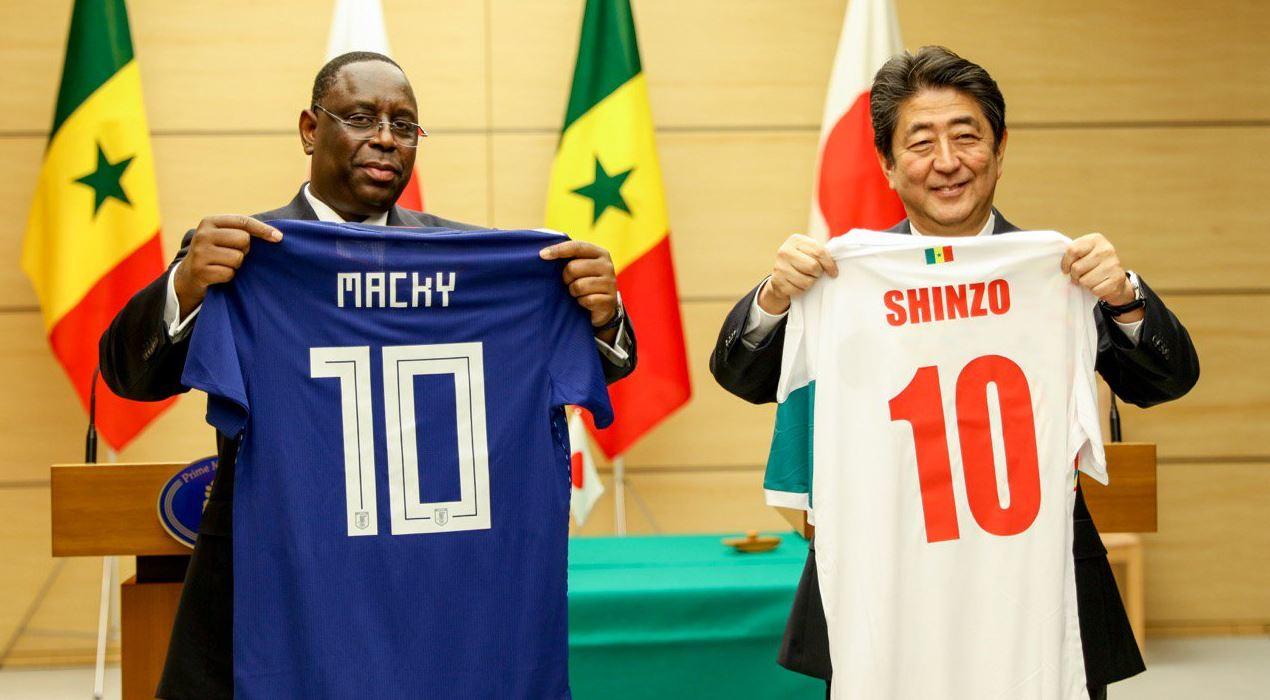 (04 photos) Retour en images sur le déplacement du Président Macky Sall au Japon