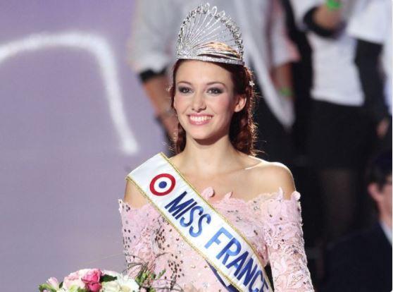 Maeva Coucke couronnée Miss France 2018