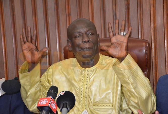 """Abdoulaye Wilane: """"Si Khalifa Sall était libre de ses mouvements, je ne suis pas sûr qu'il les…"""""""