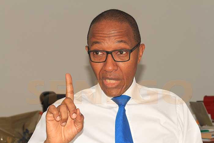 Abdoul Mbaye regrette l'utilisation de la justice pour écarter des concurrents à Macky Sall