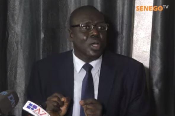 """Boubacar Sèye: """"Cette économie criminelle a généré 10.000 milliards d'euros"""""""